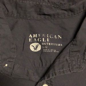 American Eagle Outfitters Shirts - American Eagle Button Down Shirt - L